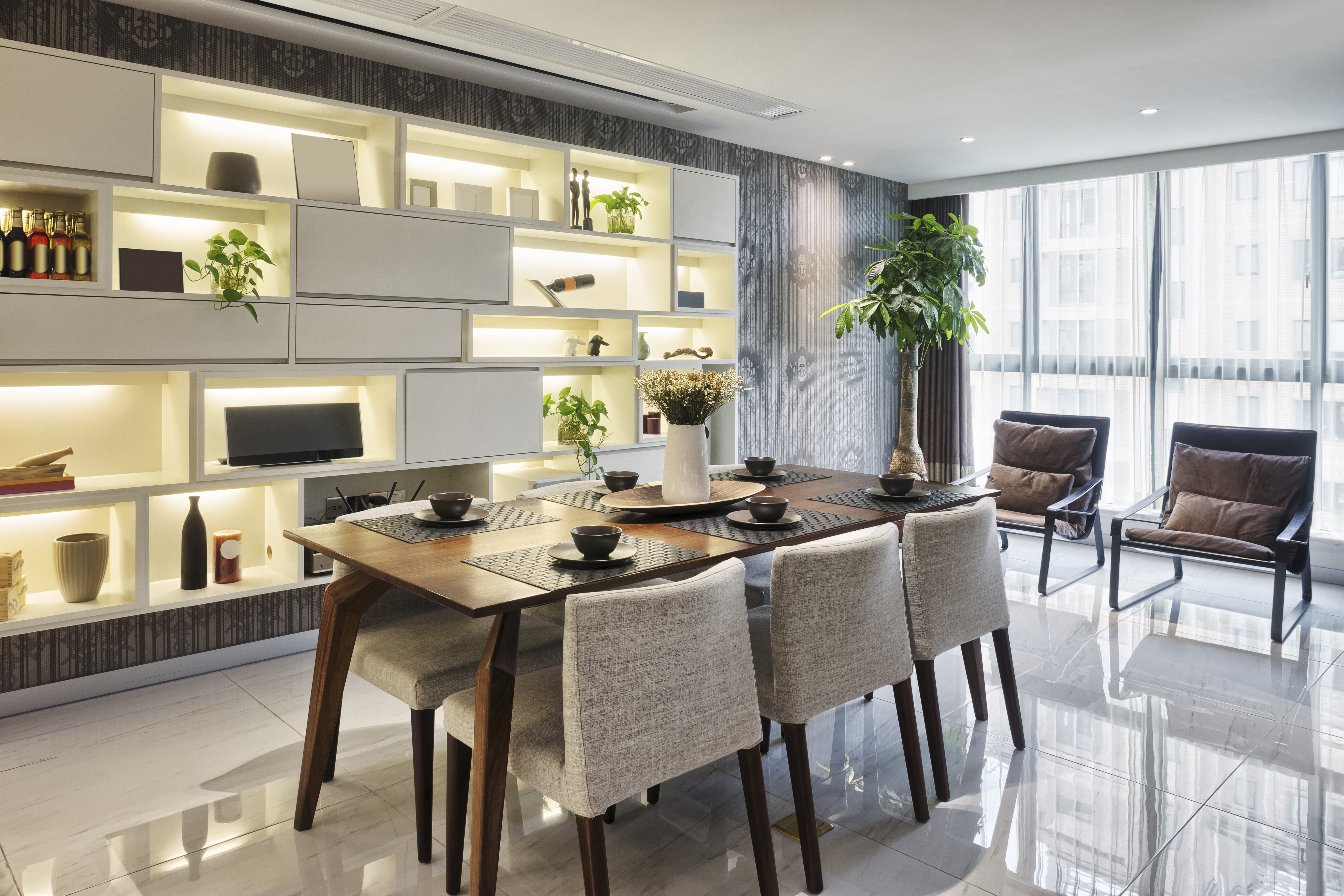 Tips for selecting modern furniture be unconventional