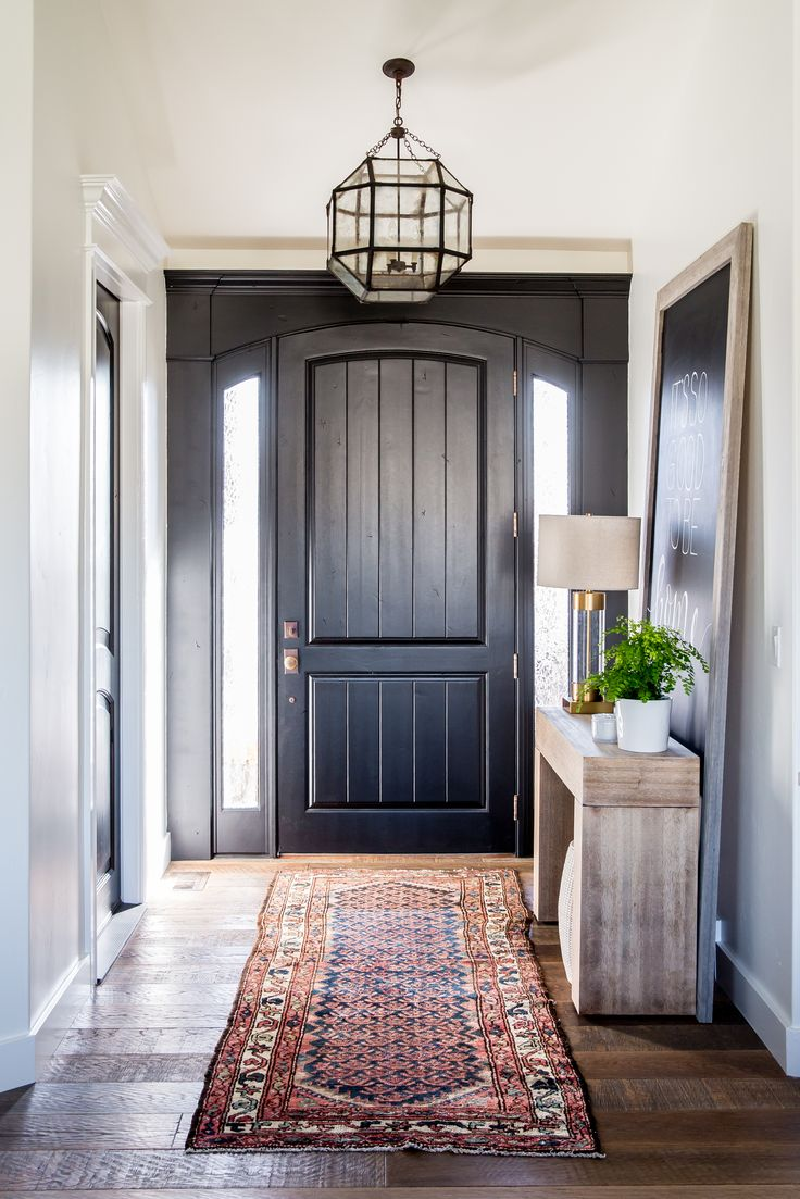 Foyer Entrance News : Easy ways to liven up your entryway homesales latest